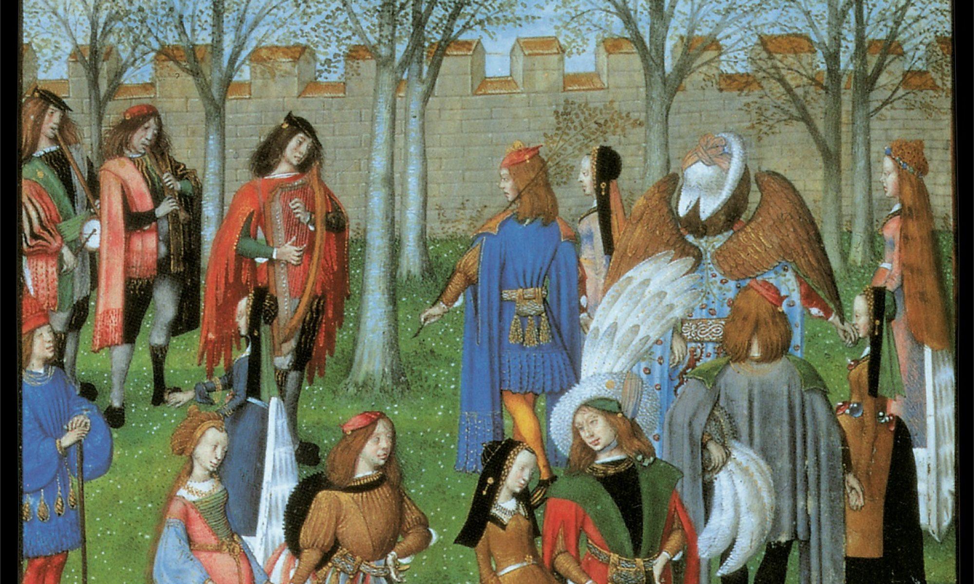 The Barony of Glyn Dwfn